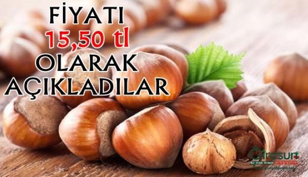 F�nd�k Fiyat� 15 TL 50 Kr� Olarak A��kland�